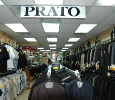 Prato Men's Wear Outlets