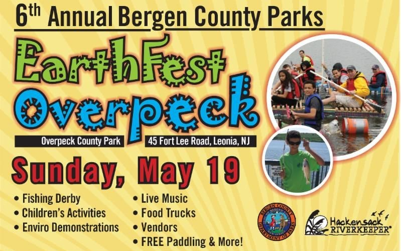 6th Annual EarthFest Overpeck Festival - The Meadowlands Liberty