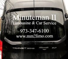 Minuteman II Limousine and Car Service