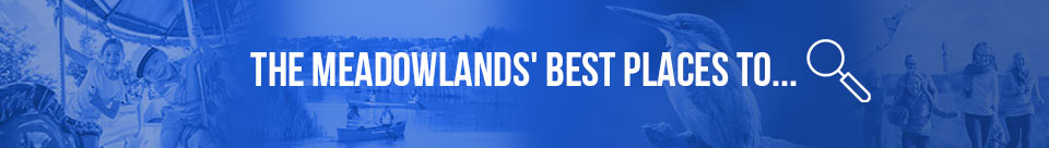 The Meadowlands' best places to...